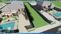 用 Lumion 6 制作别墅庭院渲染效果图完整步骤