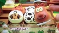 【Happy face】【Children】面包超人 面包汉堡玩具套餐