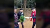 2018元旦玉山姐妹花群演一一六美女偷菜,偷吃禁果