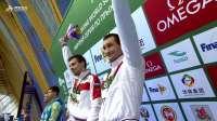 男双10米台东道主组合夺冠