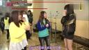 2NE1送惊喜鼓励选手