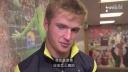 迪尔在西汉姆联赛后接受采访