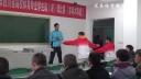 省高校体育生说(讲)课比赛视频 双手传接球