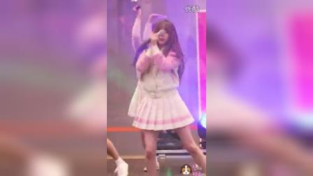 [60f] 161217 러블리즈 (Lovelyz) 지수 - 나의지구 (Destiny) @ 크리스마스 스페셜 콘서트 By 신비글_4K