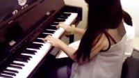 吖娥鋼琴彈奏:四小天鵝